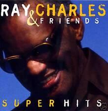 CD - RAY CHARLES & FRIEND - Super hits