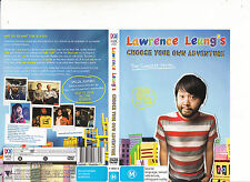 Lawrence Leung's:Choose Your Own Adventure-2009-TV Series Australia-269min-2 DVD