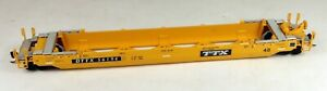 Athearn #5902 Gunderson Husky Stack Car Trailer Train #56194 1/87 HO Scale