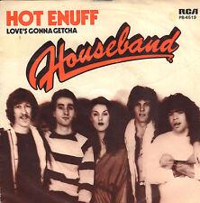 "HOUSEBAND – Hot Enuff (1979 FUNK VINYL SINGLE 7"" DUTCH PS)"