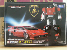 Transformers Masterpiece MP-12 Sideswipe BIB