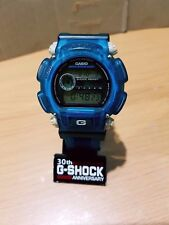 Vintage G-Shock Surfing X-treme Hip-Hop DW9000 Rare Color Blue Sky Jelly Limited