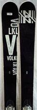 New listing 14-15 Volkl Kendo Used Men's Demo Skis w/Bindings Size 170cm #819687