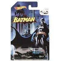 Hot Wheels 1.64 Batmobile Batman Batcopter 02