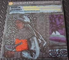 English Chamber Orchestra & Johannes Somary - Vanguard Quadraphonic LP 1972 RARE