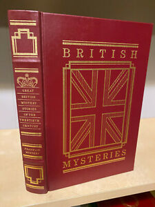 Franklin Mystery Library Great British Mystery Stories, Leatherette