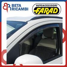 Deflettori Panda 312 (2012-2018) deflettori Fumè antivento Fiat Panda 12588