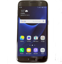 Samsung Galaxy S7 SM-G930F 32GB GSM 4G LTE Black+Accessories Gift
