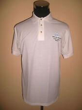 vintage 2007 gibraltar morocco yacht rally Poloshirt Hemd shirt t-shirt Gr.L