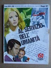I Romanzi di Grand Hotel n°180 1971 Al Servizio dell'Umanità [C69]