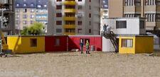 H0 Gebäude-Container, 6 Stück , Modellwelten Bausatz 1:87, Kibri 38627