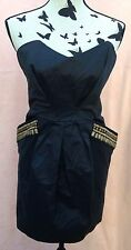 Cotton Blend Clubwear Wiggle, Pencil Dresses for Women