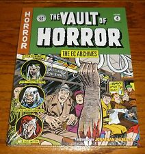 EC Archives The Vault of Horror Volume 4, SEALED, Dark Horse Comics hardcover
