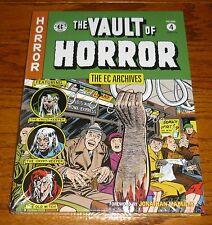 EC Archives The Vault of Horror Volume 4, SEALED, Dark Horse Comics hardcover