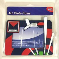 MELBOURNE DEMONS AFL OFFICIAL FOOTY PHOTO PICTURE FRAME