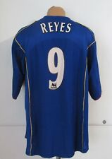ARSENAL 2004/2005 AWAY FOOTBALL SHIRT SOCCER JERSEY CAMISETA #9 REYES SPAIN NIKE