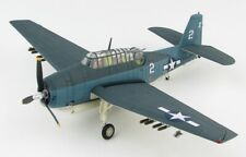 """Hobby Master HA1221 Grumman TBM-1C Avenger, VT-51, White 2  """"Barbara III"""""""