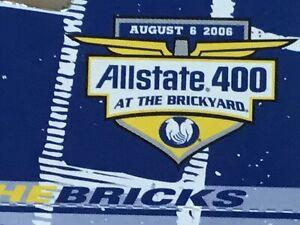 2006 Brickyard 400 Winner Jimmie Johnson Ticket Stub NASCAR Indianapolis