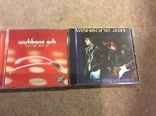 Wishbone Ash Best Of Live At Geneva & The King Will Come 2 CDs