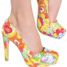 IRON FIST WOMENS CARE BEARS LOTS A RAINBOWS PLATFORMS