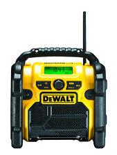Dewalt Dcr020 Radio de chantier Digital Fm/am Réseau Batterie fonction Recharge