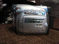 jvc camcorder GR-D 247, VERY GOOD CONDITION, WITH CHARGER AND CASE.