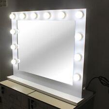 Hollywood Tables éclairés de maquillage vanité miroir avec dimmer + 14 gratuit