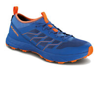 Scarpa Mens Atom SL GORE-TEX Trail Running Shoes Trainers Sneakers - Blue Sports