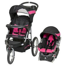 Baby Trend Expedition Jogger Stroller and Car Seat Travel System
