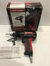 Craftsman 1/2 In Heavy Duty Composite Impact Wrench Tool New (other) Model 19984