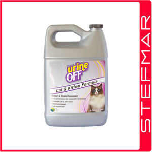 Urine Off Cat And Kitten 3.78L Odour and Stain Remover