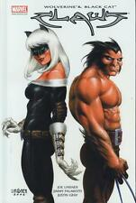 Wolverine & Black Cat-Claws (lim. 666 Explr.) (z0), Panini
