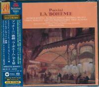 Puccini La Boheme James Levine Japan 2 SACD w/OBI NEW/SEALED Tower Records