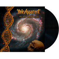 HEIR APPARENT - THE VIEW FROM BELOW, LP BLACK VINYL NO REMORSE RECORDS 2018 NEW