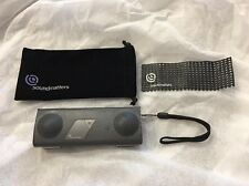 Soundmatters foxl 2.2 Bluetooth Portable Speaker Phone For Parts Or Repair