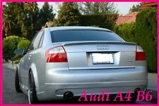 AUDI A4 B6 spoiler posteriore/Boot Look S-LINE (2001-2005)