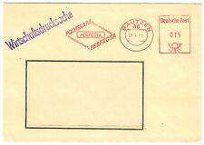AFS, Polygraph Perfecta, Papierverarbeitungsmaschinenwerk, o Bautzen, 29.4.65