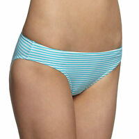 MARC O'POLO STRIPED BIKINI BOTTOMS ~ TURQIOISE ~ SIZES 10 14 16 ~ BNWT *RRP £21*