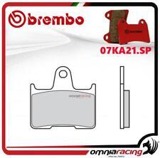 Brembo SP - pastillas freno sinterizado trasero para MZ Muz 1000SFX 2007>