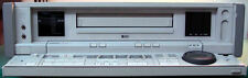 SANYO GVR-S955 S-VHS INDUSTRIAL PROFESSIONAL VCR DECK WRK GREAT~AG-1980 BUYITNOW