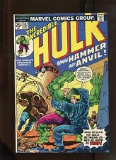 INCREDIBLE HULK #182 (7.5) 4TH WOLVERINE WITH VALUE STAMP