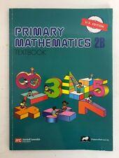 Primary Mathematics 2B Textbook Math Unused Workbook