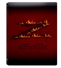 The Mask of Zorro  Steelbook / Steelcase ( Blu-ray)