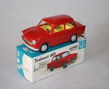 ANKER SPIELZEUG - TRABANT 601 ROUGE - MIB - Made in GDR
