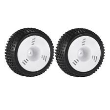 Set/2pc 1:16 Tire Buggy Truck Tyre for HPI HSP Hobao LRP Wltoy Diameter 75mm