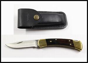 Vintage 2013 BUCK 110 case box folding knife hunter unused Made in USA NICE