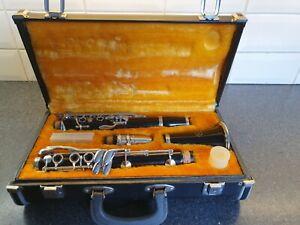 Vintage Clarinet Buffet Crampon -Very Good condition