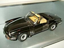 Chrono H1042, 1970 Triumph Spitfire Open Convertible Diecast Model 1:18 scale.