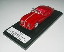 Alfa Romeo 6C 2500 SS Cabriolet Pinin Farina 1940 - Alfa Model 43 - 1:43 - NUOVO