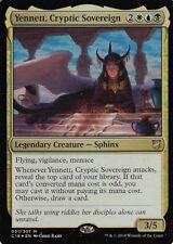 Yennett, Cryptic Sovereign (051/307) - Commander 2018 - Mythic Rare (Foil)